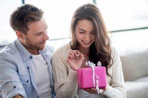 Правильно принимайте подарки