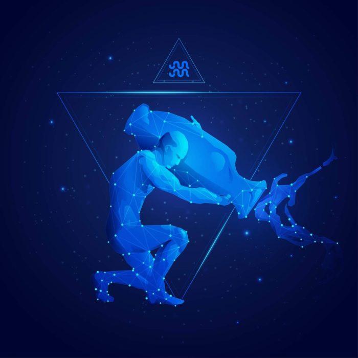 Знак зодиака Водолей