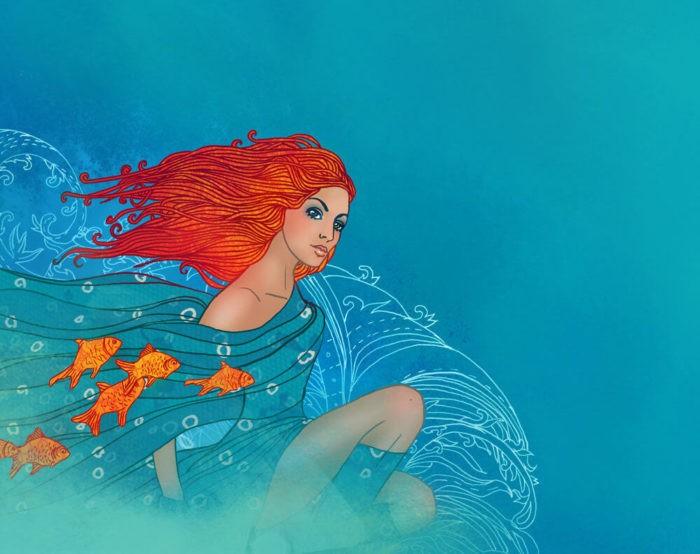 Девушка-Рыбы