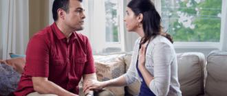Как правильно сказать мужу о предстоящем разводе