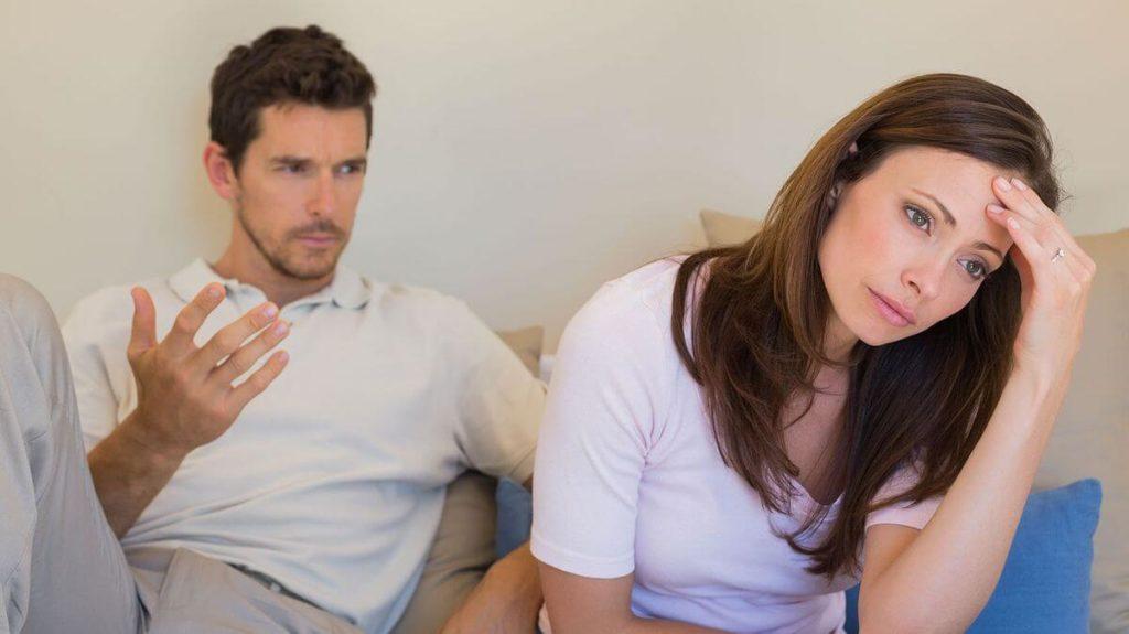 Мужчина против развода