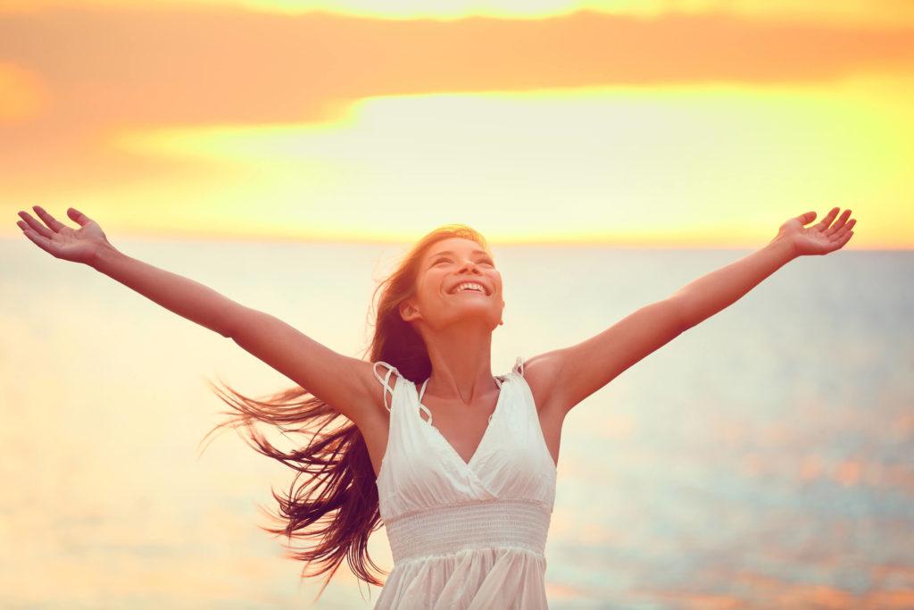 Откройтесь новым позитивным чувствам
