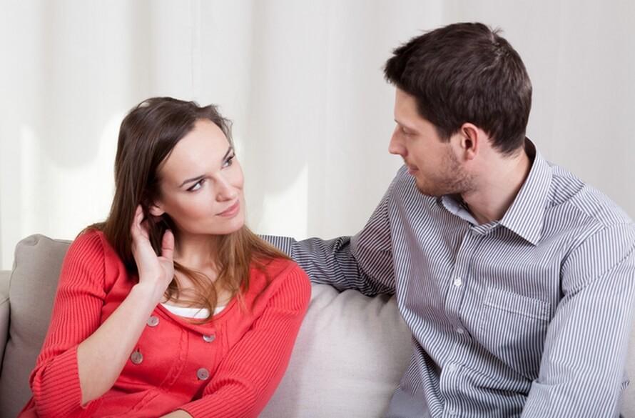 Разговор с девушкой