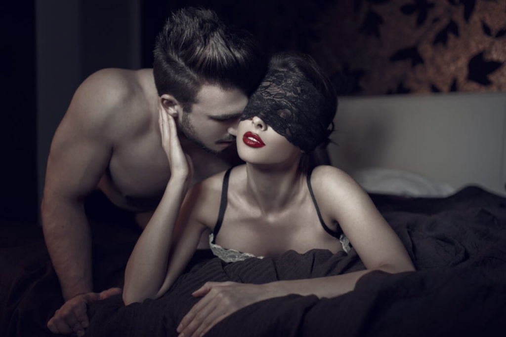 Интимные эксперименты