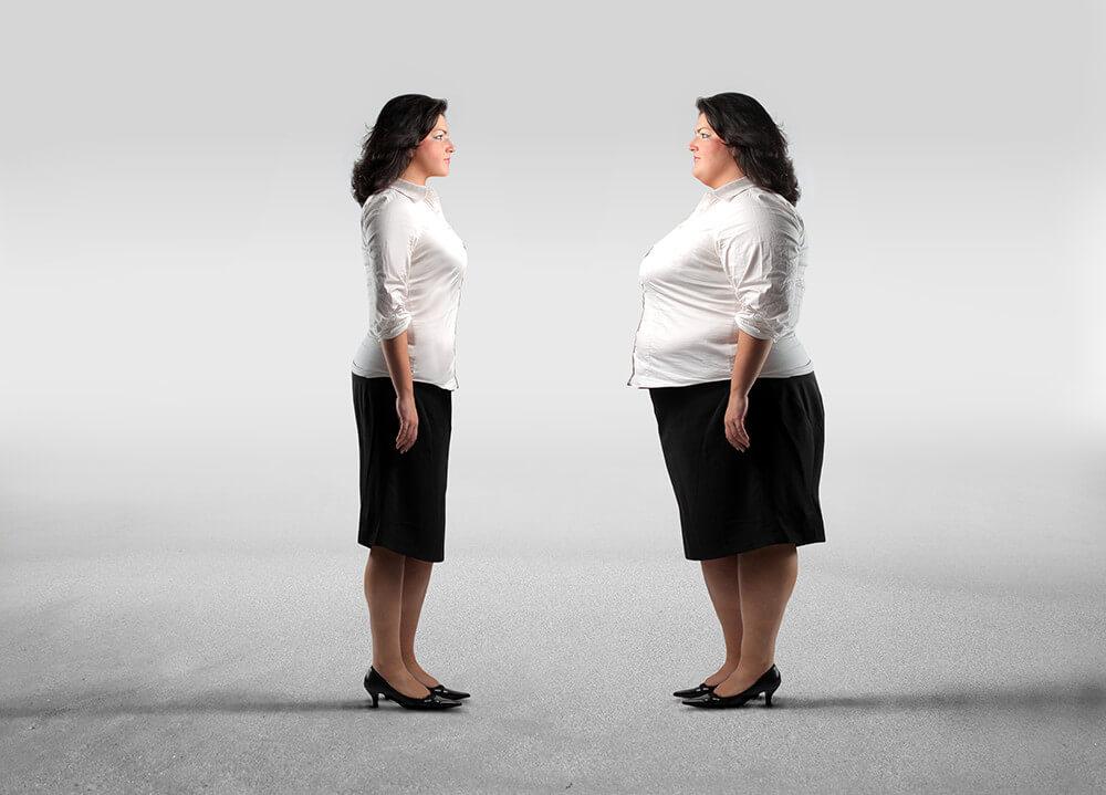 Минусы женщин в теле