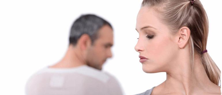 Что делать, если обиделась на мужа