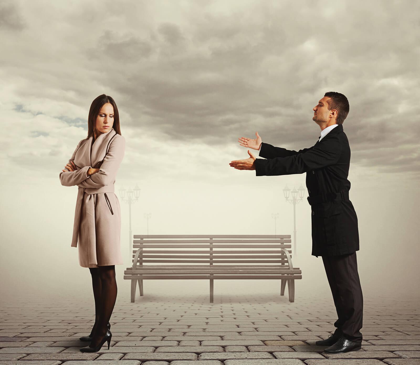 Что сделать, чтобы девушка простила