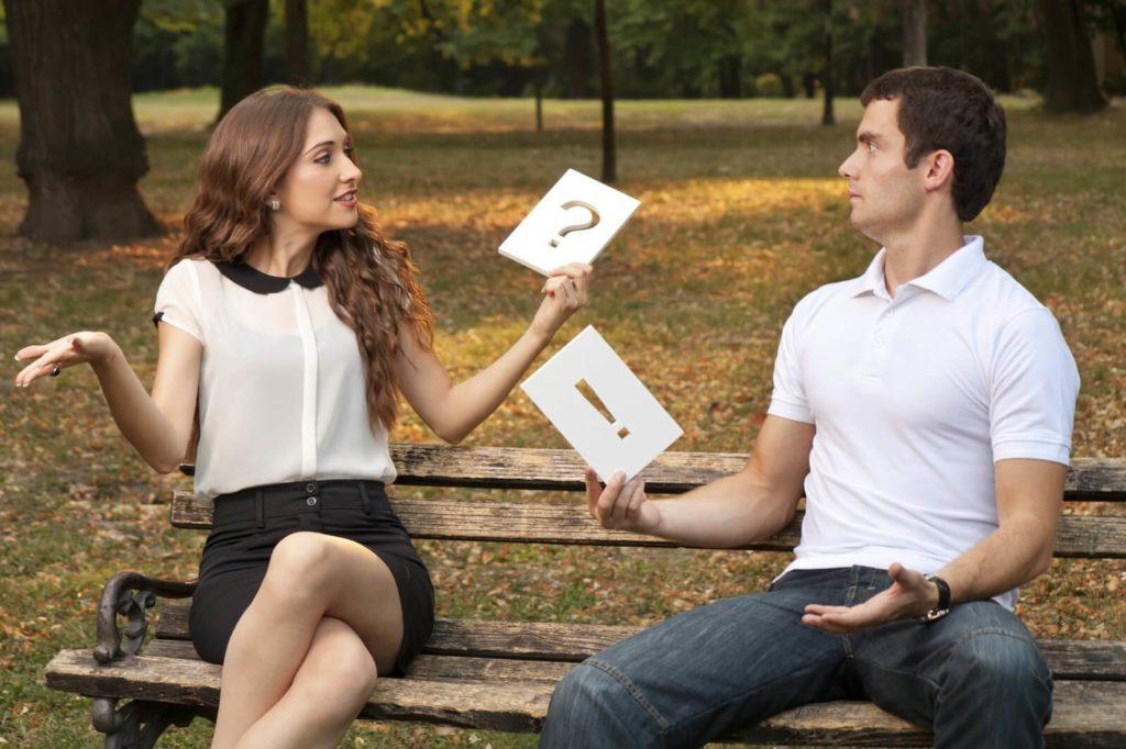 Построение крепких отношений с мужчиной