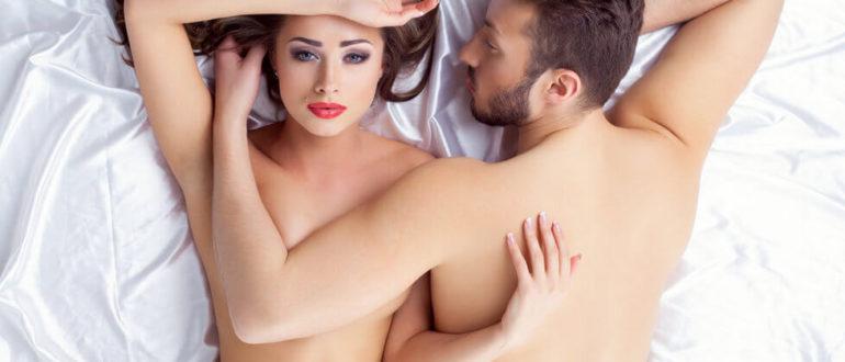 Как свести с ума мужчину в постели