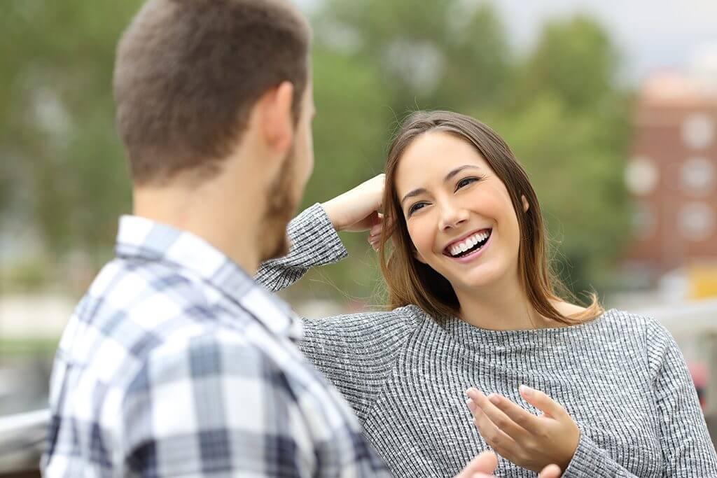 Как правильно вести себя после первого свидания