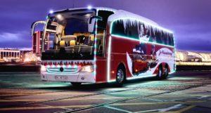 Свидание на экскурсионном автобусе