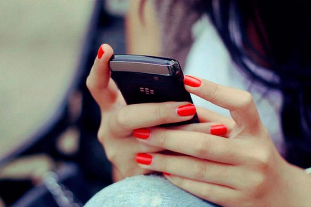 Парень не отвечает на сообщения
