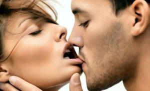 Как целоваться взасос