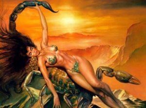 Характеристика девушки-Скорпиона