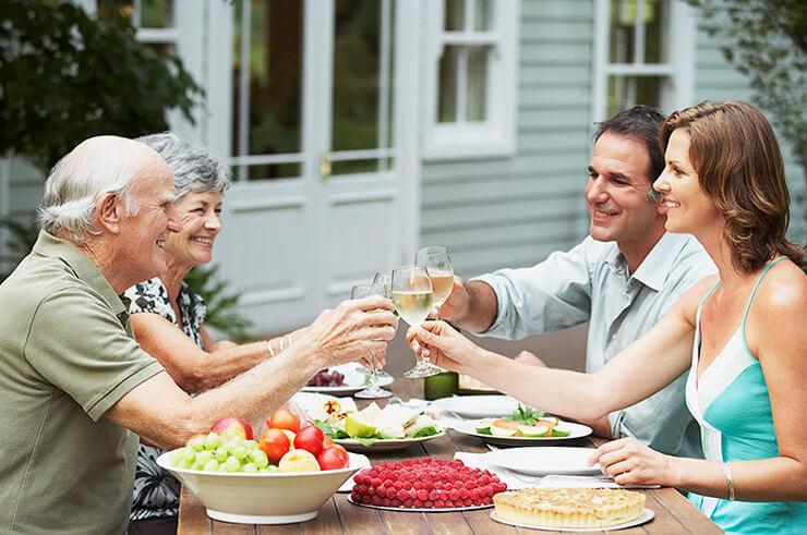 Традиции для знакомства с родителями