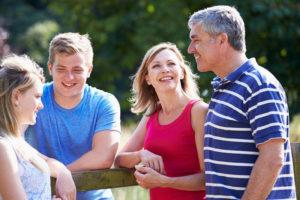 Как вести себя во время знакомства с родителями
