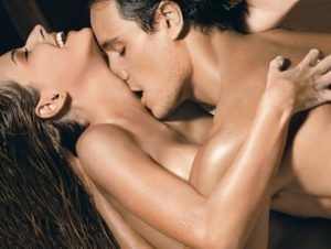 Эротические поцелуи
