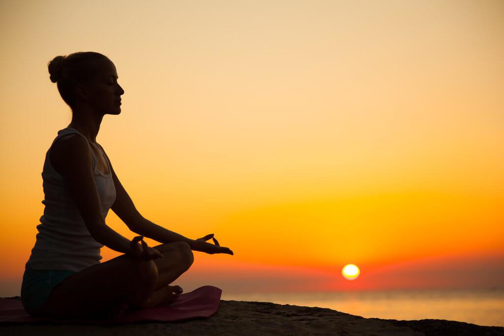 Сила медитации