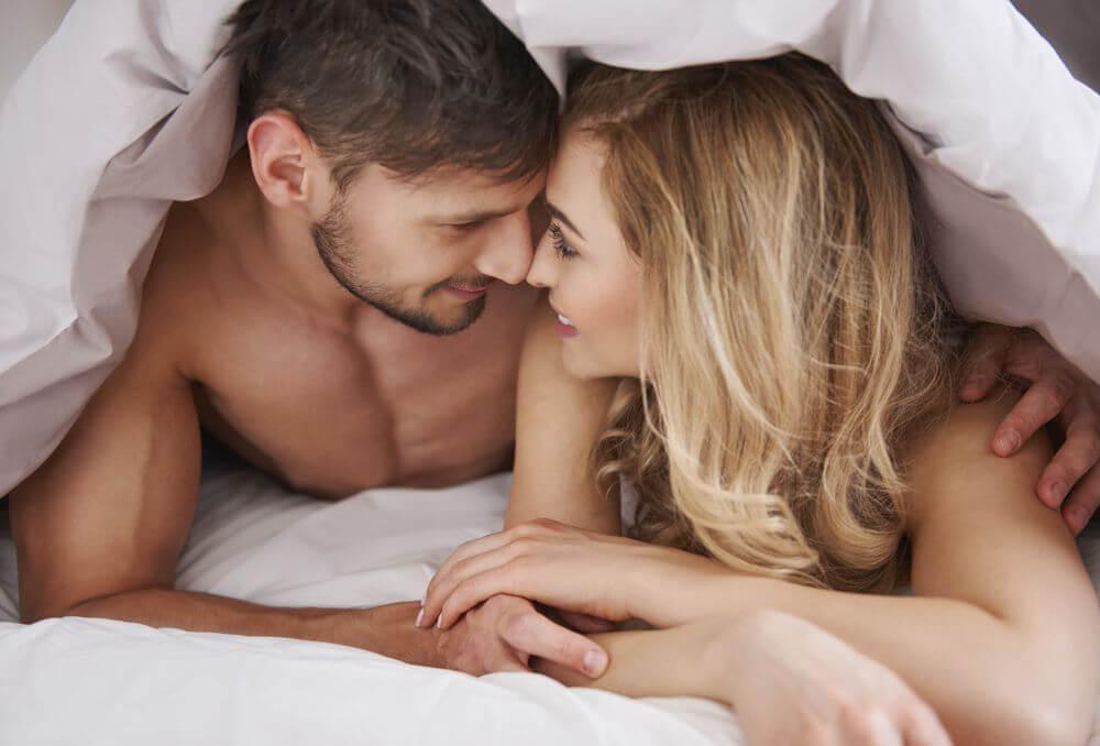Страсть в отношениях с мужем