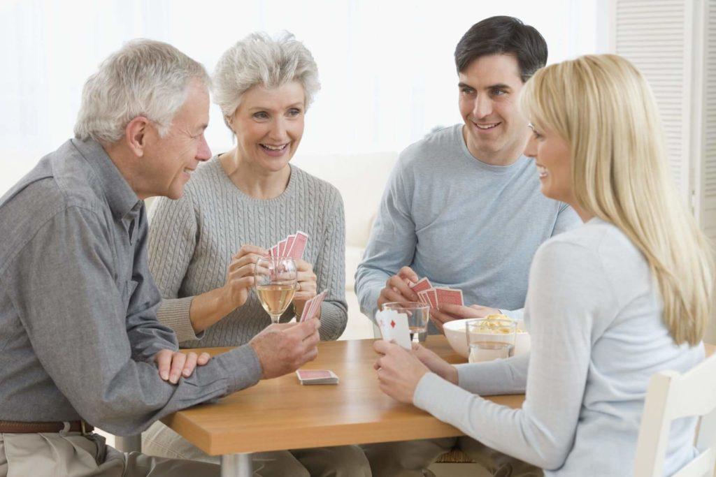 Совместные семейные интересы