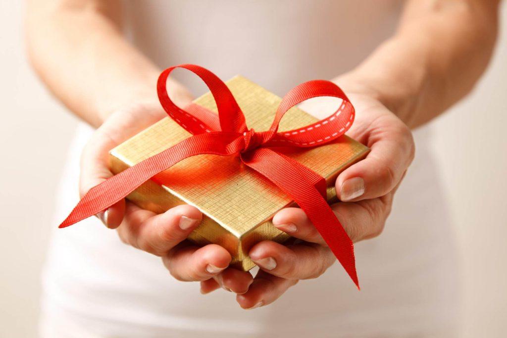 Что подарить супругу