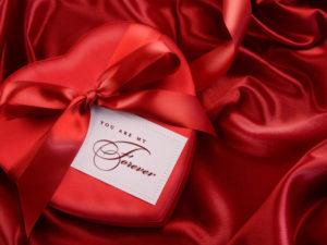 Подарки на атласную свадьбу