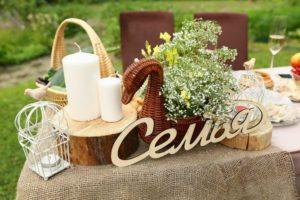 Традиции деревянной свадьбы