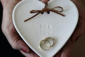 Подарки на фаянсовую свадьбу друг другу