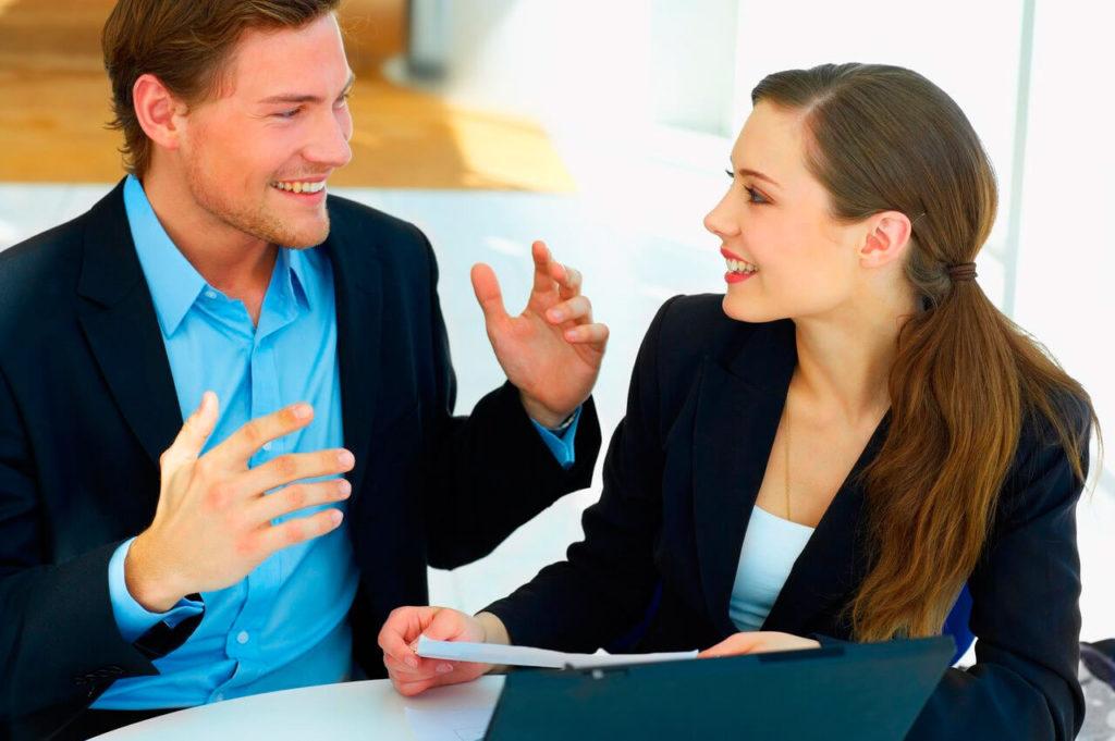 Совместимость мужчина-Козерога и женщины-Рака в работе