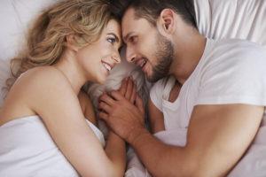 Мужчина-Лев и женщина-Рак в сексе