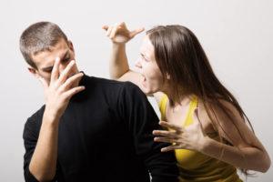 Разногласия мужчины-Рыбы и женщины-Рака