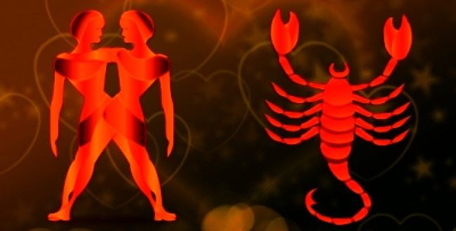 Скорпион и Близнецы