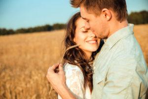 Любовь между мужчиной-Стрельцом и женщиной-Рыбам