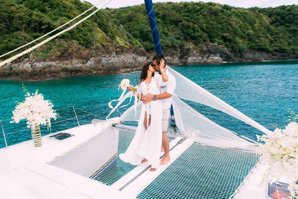 Тропиканская свадьба