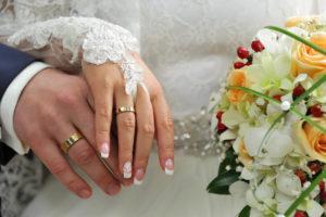 Приметы на венчание