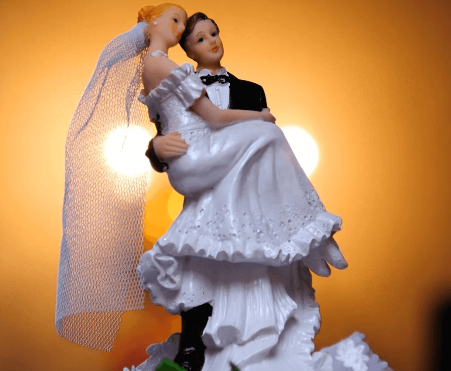 20 лет со дня бракосочетания