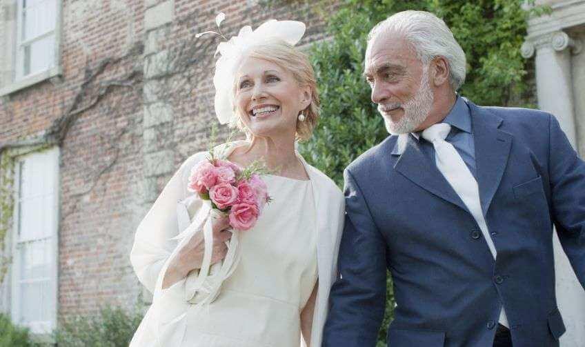 60-летие со дня свадьбы