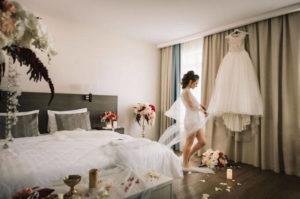 Невеста брачная ночь