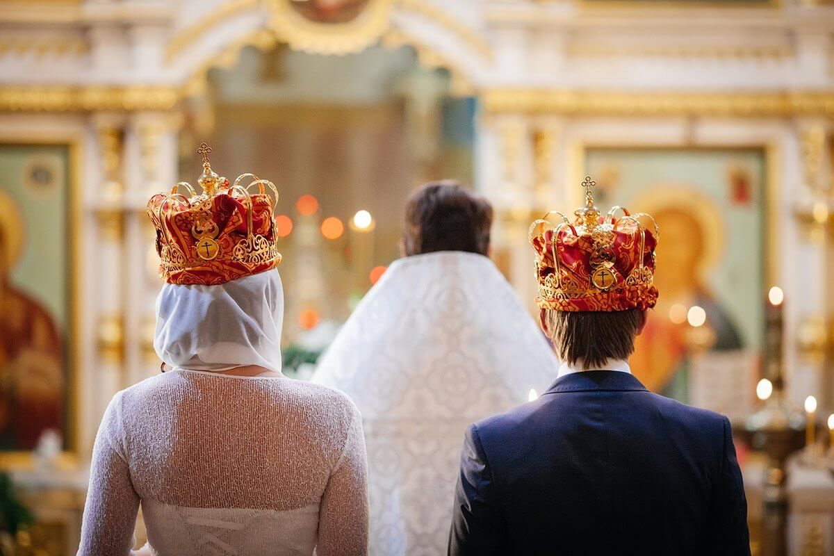 Фото с годовщиной венчания