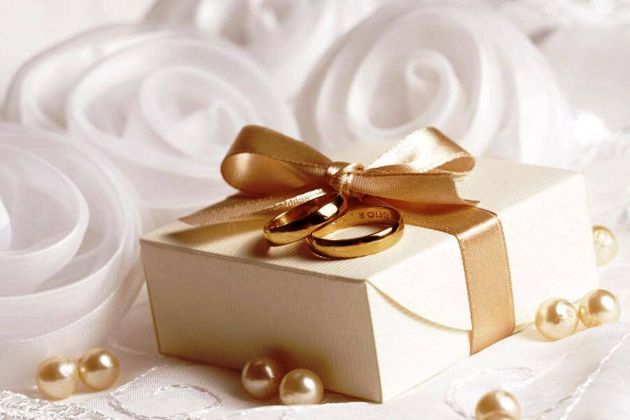 Креативные подарки на свадьбу
