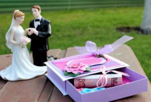 Популярные подарки на свадьбу