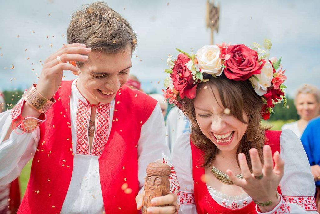 Традиции русской свадьбы