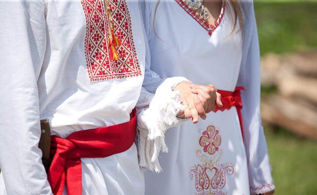 Особенности русской свадьбы