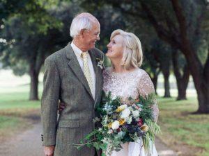 Наряды на серебряную свадьбу