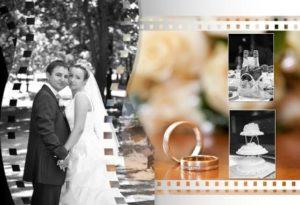 Свадебная книга кинолента