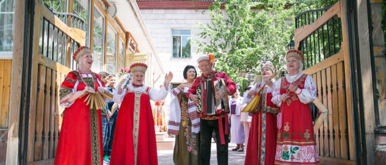 Сватовство со стороны невесты