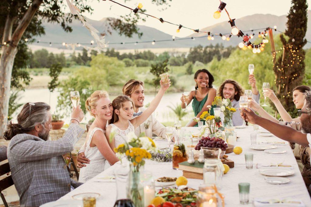 Как отпраздновать второй день свадьбы