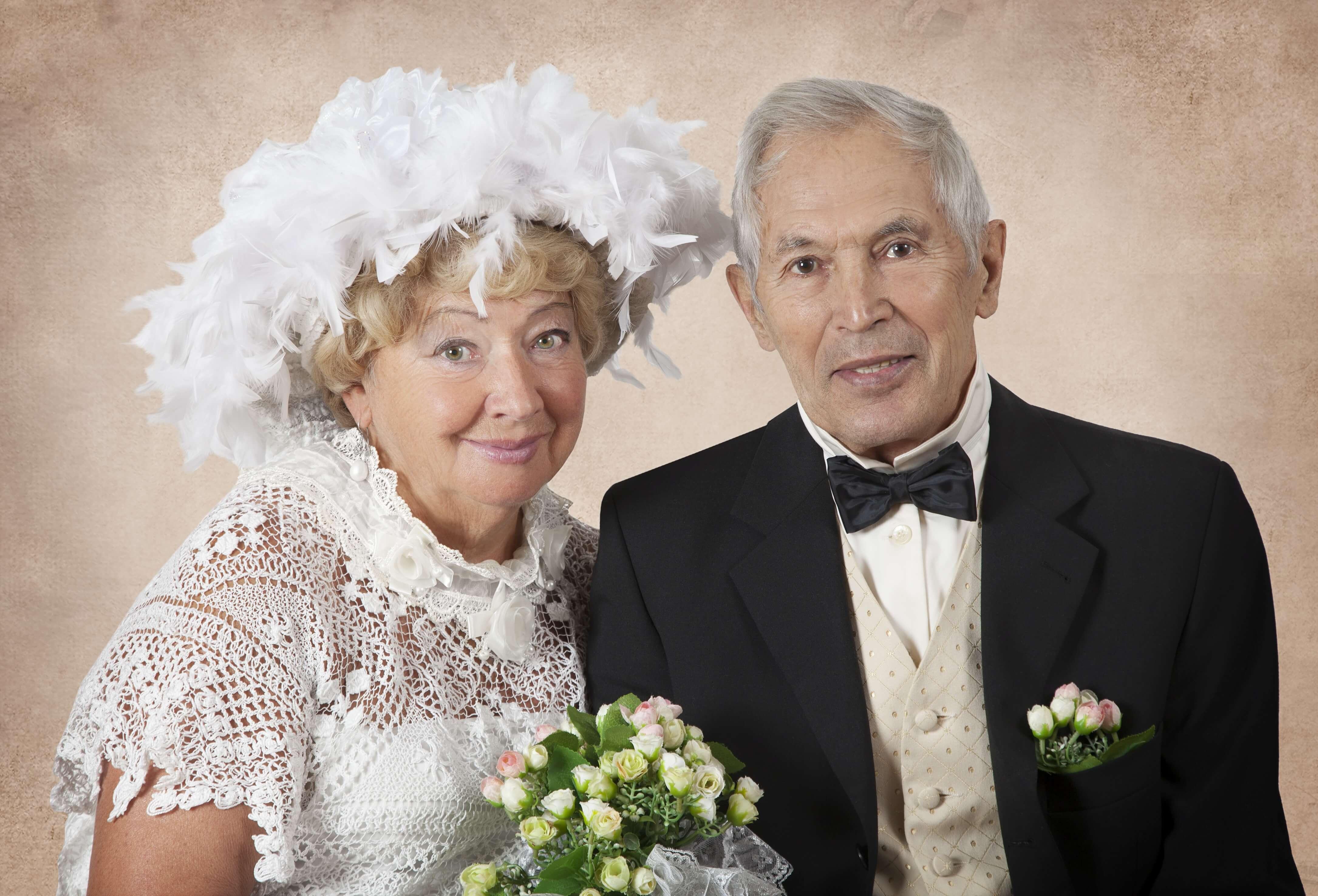 42 года в браке