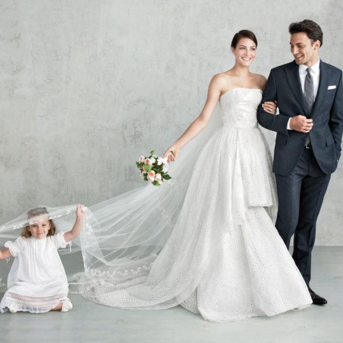 Традиционные наряды жениха и невесты
