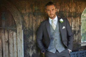 Свадебный мужской наряд